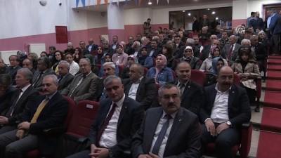 ucak gemisi - 'Erdoğan gibi bir liderin bulunması, Türkiye için bir şanstır' - KARABÜK