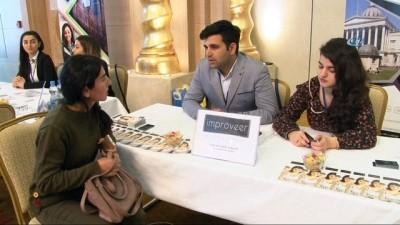 - KUNIB 7. Eğitim Fuarı Azerbaycan'ın Başkenti Bakü'de Başladı