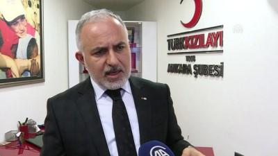 Türk Kızılayı Afrin'e tır dolusu 'iyilik' taşıyacak - ANKARA