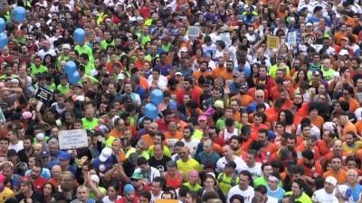 13. Uluslararası Runatolia Antalya Maratonu Fetih Koşusu - ANTALYA