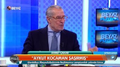 Ahmet Çakar'dan Aykut Kocaman'a ağır sözler