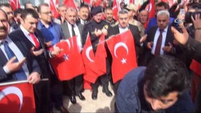 Ankara Oto Sanatkarları Esnaf Odası'ndan Mehmetçiğe destek
