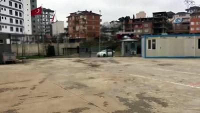 Asker uğurlama eğlencesinde alt geçitte havaya ateş eden 2 kişi yakalandı