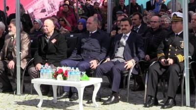 Çanakkale Savaşları kahramanı Bigalı Mehmet Çavuş anıldı - ÇANAKKALE