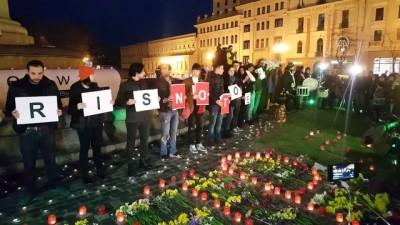 Gürcistan'da Rusya protestosu - TİFLİS