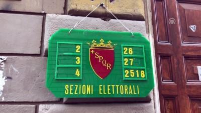 İtalya sandık başında - ROMA