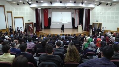 KKTC'de '28 Şubat: İnsan Haklarına Balans Ayarı (!)' konferansı - LEFKOŞA