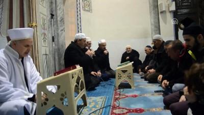 Mehmetçik için dua ettiler - KÜTAHYA