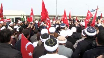 Milli Mutabakat Platformu'ndan Mehmetçiğe destek