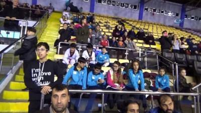 Taekwondo bölge maçı yapıldı