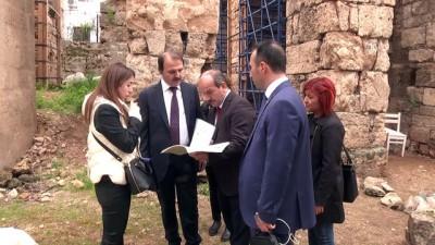 'Fethin sembolü' olan cami restore edilecek - ANTALYA