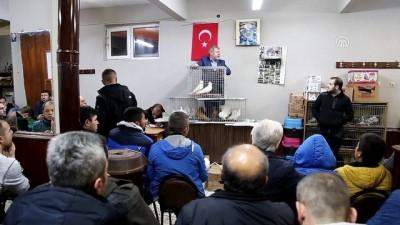 'Güvercin mezatı'nın geliri Mehmetçik'e - TEKİRDAĞ