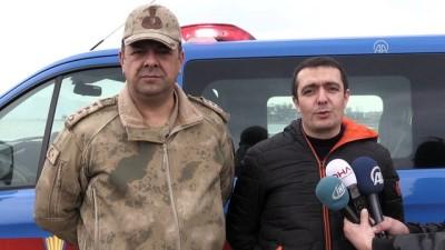 Jandarmadan kaçak balık avına 'drone'lu takip - BİTLİS