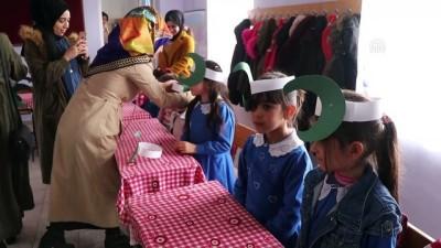 Köy çocuklarıyla 'Yeşilay Haftası' etkinliği - IĞDIR