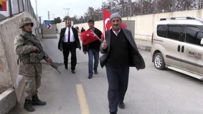 Mehmetçik Afrin'e uğurlandı - MUŞ