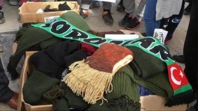 argo -  Öğrencilerden Afrin kahramanlarına mektup