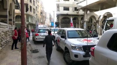 Rejim hayat kurtarıcı tıbbi malzemeleri Doğu Guta'ya sokmadı - ŞAM
