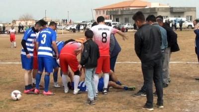 spor musabakasi -  Sınırın sıfır noktasında futbol ve kardeşlik turnuvası