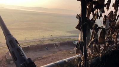 roketatarlar - Terör hedefleri vuruldu - AFRİN