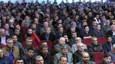 Adana'da şoförlere 'nezaket' eğitimi