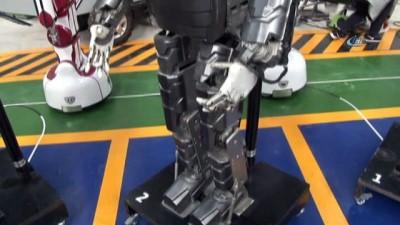 """AKINSOFT ve Akın Robotiks Yönetim Kurulu Başkanı Yüksek Bilgisayar Mühendisi Dr. Özgür Akın: """"Asker robotları üretmek için hazırız"""""""