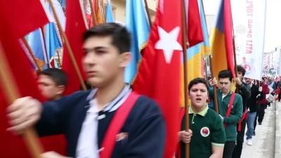 Atatürk'ün Burdur'a gelişinin 88. yıl dönümü - BURDUR
