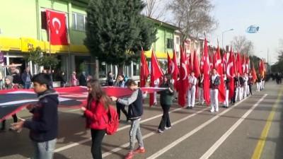 Atatürk'ün Isparta'ya gelişi etkinliklerle kutlandı