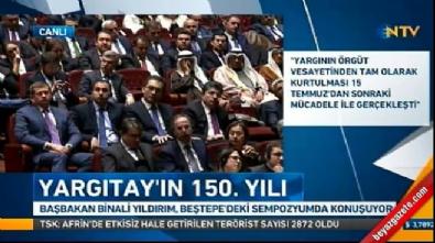 Başbakan Yıldırım: Yargılamaların hızlanması en önemli husus