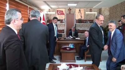 BBP Genel Başkanı Destici: '(AK Parti ve MHP ile) Bu ittifakın yanında olduğumu söyledim' - KAHRAMANMARAŞ