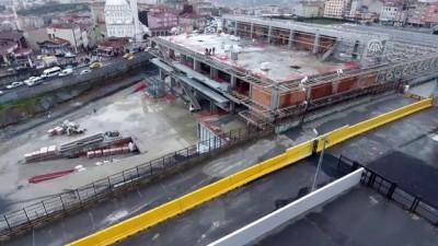 Cemal Kamacı Spor Kompleksi, yüksek kapasiteli hale getiriliyor - İSTANBUL