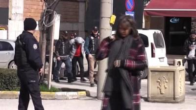 Eskişehir'de uyuşturucu tacirleri adliyede