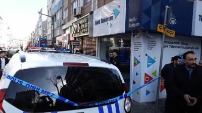 Fatih'te döviz bürosu soygunu - İSTANBUL