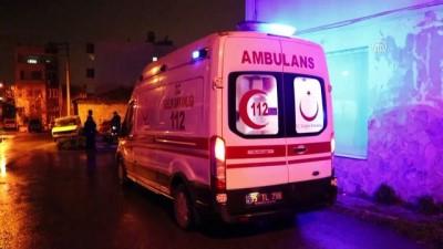 GBT kontrolünde polise bıçaklı saldırı: 1 şehit, 1 yaralı (2) - İZMİR