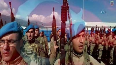 ozel birlik -  JÖH ve PÖH'ler Afrin'e böyle gidiyor