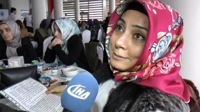 argo -  Kağıthaneli kadınlardan Afrin'deki Mehmetçik'e moral mektubu