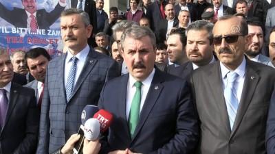 Muhsin Yazıcıoğlu'nun ölümüne ilişkin Özmen'in yargılandığı dava - KAHRAMANMARAŞ