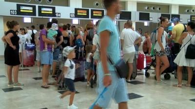 destina -  Rus turist sayısı, son 3 yılın aynı dönem rakamlarını geride bıraktı