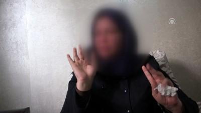 (TEKRAR) Esed'in cezaevlerinde tecavüze uğrayan kadınlar konuştu (7) - İDLİB