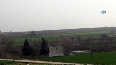 roketatarlar -  YPG hedefleri yoğun ateş altında