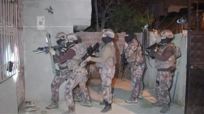 ABD konsolosluğuna saldırı planı yapan DEAŞ'lılar gözaltına alındı... 13 gözaltı