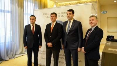 - Azerbaycan, Gürcistan Ve Türkiye Baro Birlikleri Arasında İş Birliği Anlaşması