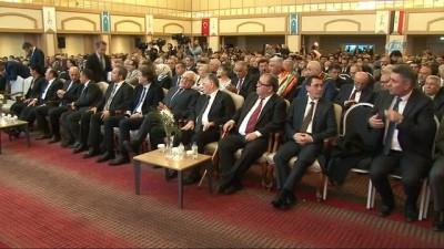 """Başbakan Yardımcısı Hakan Çavuşoğlu:""""Kerkük bir Türkmen şehridir Türkmen kardeşlerimiz de bizim kımızı çizgimizdir"""""""