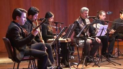Bebek Camii İmamı Ahmet Atmaca Boğaziçi Üniversitesi'nde konser verdi