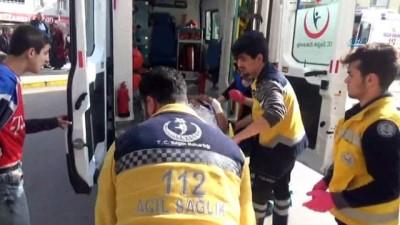 Cerablus'ta saldırıda yaralananlardan 5'i Türkiye'ye getirildi