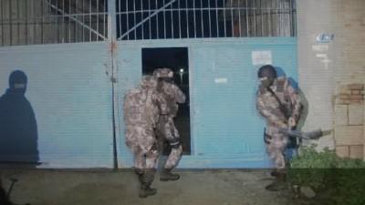 Çıkar amaçlı silahlı suç örgütü operasyonunda sağlık kontrolüne getirildiler