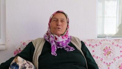 Görme engelli eşi ve çocuğuna bakan kocaya devlet desteği - BURDUR