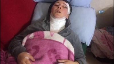 Kadınlar Günü öncesinde vahşet... Gediz'de şiddet gören kadın ölümden döndü