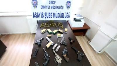 Kurşunlama olaylarına karışan kişi tutuklandı - SİNOP