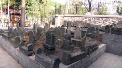Melik Ahmet Gazi Türbesi ziyaretçilerini bekliyor - TOKAT