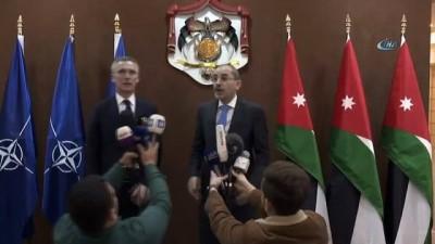 - NATO Genel Sekreteri Stoltenberg'den Ürdün'e övgü
